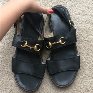 Rare Gucci Sandals Unisex